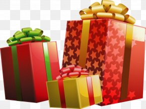 Gift - Gift New Year Christmas Jubileum Holiday PNG