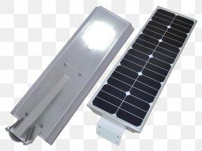Egret Solar Poster Design - Solar Street Light Solar Lamp LED Lamp PNG