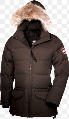Canada Goose - Canada Goose Parka Jacket Coat PNG