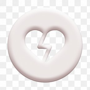 Number Heart - Love Icon Broken Heart Icon Shapes Icon PNG