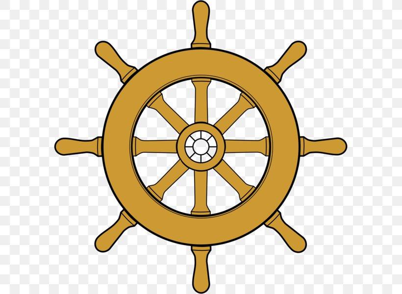Ship's Wheel Steering Wheel, PNG, 599x600px, Car, Area, Boat, Clip Art, Helmsman Download Free
