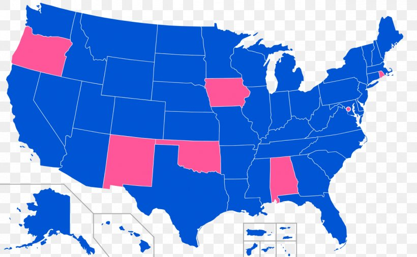 United States Gubernatorial Elections, 2018 US Presidential Election 2016 Governor Federal Government Of The United States, PNG, 1280x791px, United States, Area, Blue, Democratic Party, Election Download Free