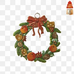 Helping Hands Wreath - Christmas Ornament Christmas Day Christmas Decoration Wreath Gingerbread Christmas PNG