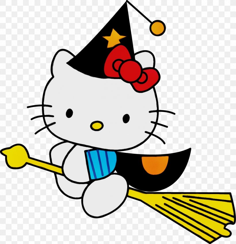 Hello Kitty Coloring Book Drawing Halloween Cat Png 1215x1260px Hello Kitty Art Book Cartoon Cat Download