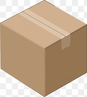 Box - Cardboard Box Paper Clip Art PNG