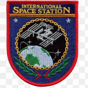 International Space Station - International Space Station Expedition 1 Mission Patch Soyuz PNG