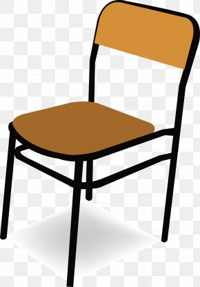 Banquet Material Tables And Chairs - Desk School Classroom Clip Art PNG