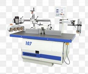 SOLIDER - Machine Tool Wood Shaper Moulder Machining PNG