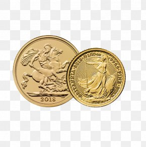 Gold Coins - Sovereign Bullion Coin Gold As An Investment PNG