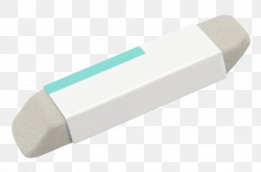 Eraser - Product Angle Design PNG