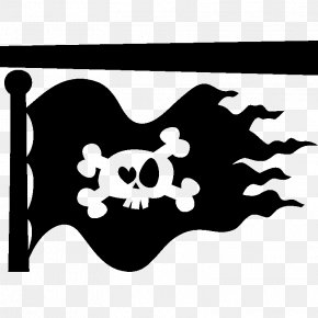 Flag - Jolly Roger Flag Of The United States Piracy Child PNG