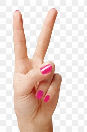 Hand Showing Two Fingers PNG Clipart Image - Washington, D.C. 2017 Women's March Women's March On Seattle Olympics Opening Ceremony PNG