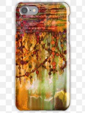 Marsala Watercolor - Modern Art Decorative Arts Pearl PNG