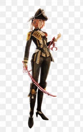 Cosplay - Granado Espada Character IMC Games Cosplay PNG