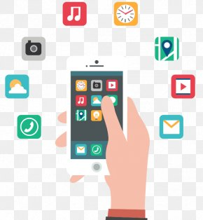 App Development - Mobile App Development IPhone Android Smartphone PNG