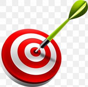 Target - Darts Bullseye Icon PNG