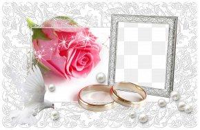 Wedding - Wedding Picture Frames Bridegroom PNG