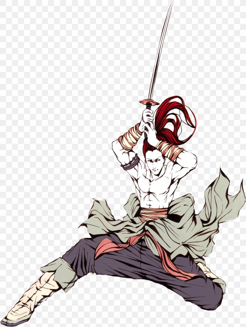 Japan Watercolor Painting Samurai Png 2756x3669px Japan Art Cartoon Character Fictional Character Download Free