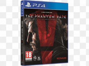 Metal Gear Solid 5 - Metal Gear Solid V: The Phantom Pain Metal Gear Solid V: Ground Zeroes Metal Gear Online PNG
