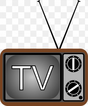 Television Cliparts - Television Free-to-air Clip Art PNG