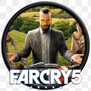 Logo Far Cry 5 - Far Cry 5 Ubisoft Toronto Video Game First-person Shooter PNG