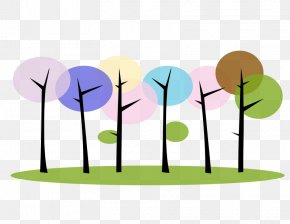 Bullet - Tree Color Clip Art PNG