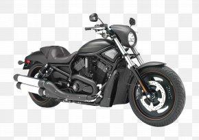 Motorbike - Harley-Davidson VRSC Motorcycle Car Softail PNG