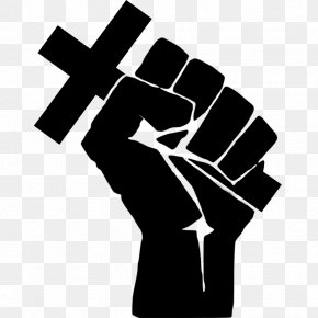 United States - African-American Civil Rights Movement United States Black Power Black Panther Party Raised Fist PNG