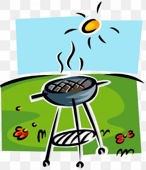 BBQ - Barbecue Grilling Baked Beans Clip Art PNG
