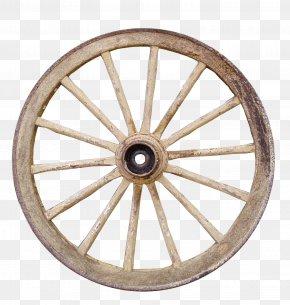 Wheel - Car Wire Wheel Spoke Tire PNG
