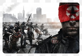 Homefront Video Game - Homefront: The Revolution Video Games Xbox 360 Xbox One PNG
