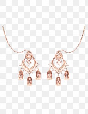 Nuptial - Necklace Earring Jewellery Costume Jewelry Charms & Pendants PNG
