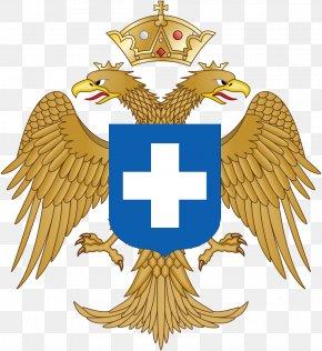Byzantine Empire - Byzantine Empire Kingdom Of Greece Roman Empire Coat Of Arms PNG