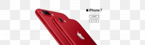 Red Apple 7 - IPhone 7 Plus Smartphone IPhone SE Red Apple PNG