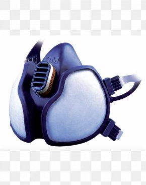 Mask - Masque De Protection FFP Mask Respirator 3M Paint PNG