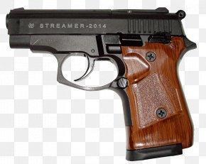 Weapon - Trigger Revolver Firearm Ranged Weapon Air Gun PNG