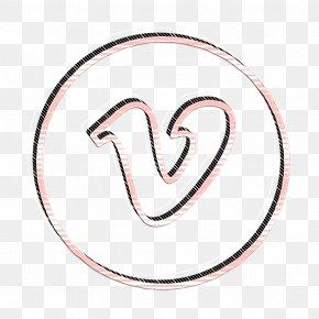 Logo Heart - Circles Icon Line Icon Neon Icon PNG