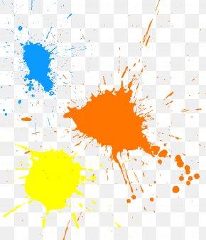 Paint Splash - Paint Splash Ink Brush PNG