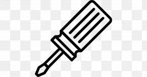 Screwdriver - Screwdriver Tool Clip Art PNG