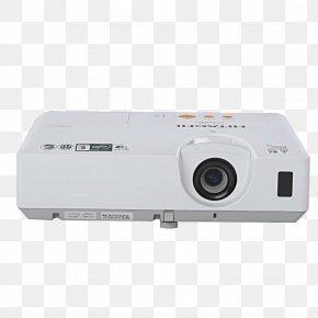 Home Projector - Video Projector Panasonic Hitachi PNG