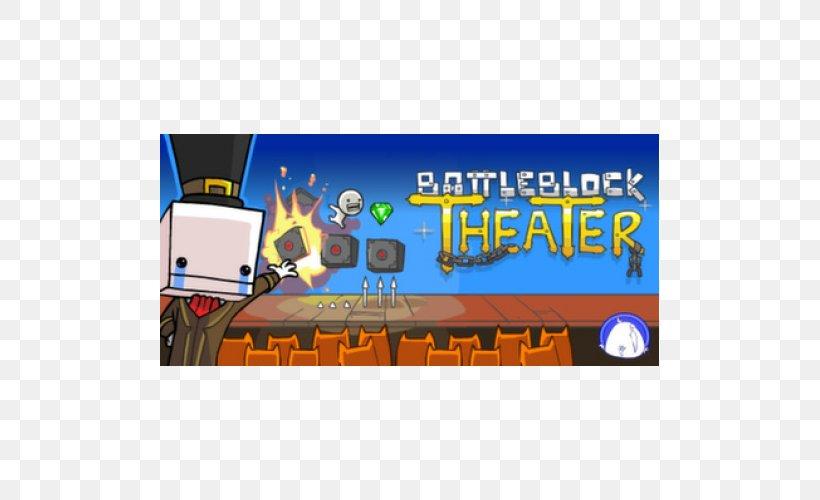 Battleblock Theater Castle Crashers Steam Video Games Roblox Png 500x500px Battleblock Theater Advertising Banner Behemoth Castle