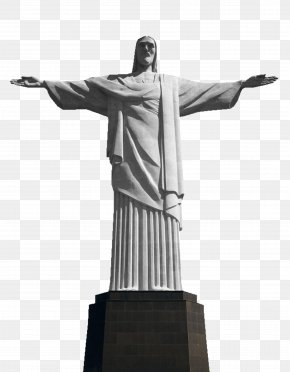 Jesus Christ - Christ The Redeemer Corcovado Christ The King New7Wonders Of The World Statue PNG