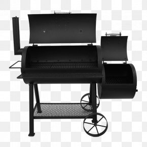 Barbecue - Barbecue Smoking BBQ Smoker Oklahoma Joe's Smokehouse PNG