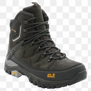 Boot - Hiking Boot Shoe Jack Wolfskin Snow Boot PNG