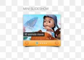 Media Site Mini Player UI - Slider User Interface Button PNG