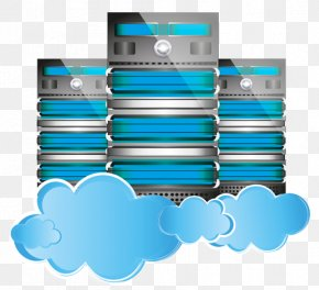 Cloud Computing - Cloud Computing Cloud Storage Data Center Computer Servers PNG