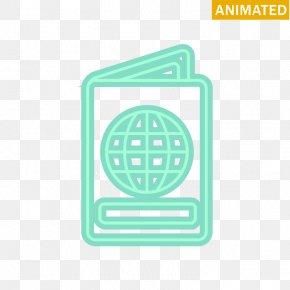 Passport Icon Transparent - Brand Product Design Green Logo PNG