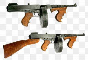 Machine Gun - Weapon Automatic Firearm Pistol Air Gun PNG
