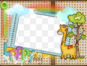 Mood Frame Pictures - Picture Frame Photography Child Reversal Film PNG