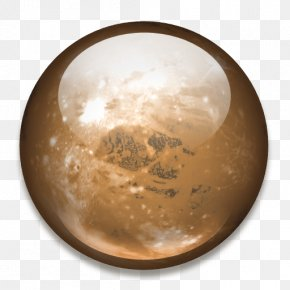 Dwarf Planet Pluto - Pluto Planet Download Solar System Icon PNG